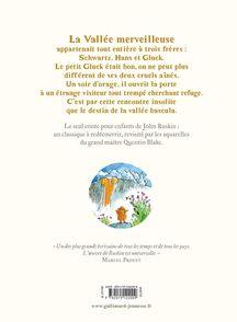 Le Roi de la Rivière d'or - Quentin Blake, John Ruskin