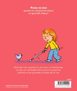 Vivre avec un handicap - Catherine Dolto, Colline Faure-Poirée,  Robin