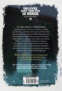 L'Œil d'Agarash - Giuseppe Camuncoli, Joe Dever