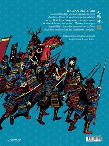 Le Clan des Otori - Benjamin Bachelier, Stéphane Melchior