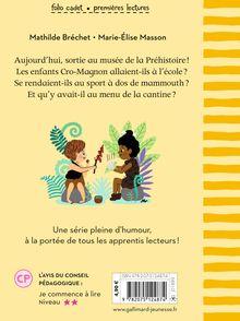 En route pour la préhistoire - Mathilde Bréchet, Marie-Élise Masson