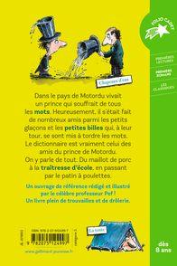 Dictionnaire des motordus -  Pef