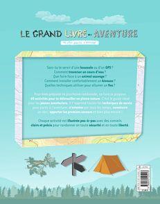 Le grand livre de l'aventure - Colin Towell