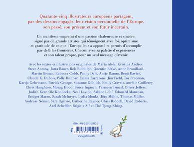 Dessinons l'Europe ensemble -