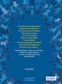Sacrées sorcières - Pénélope Bagieu, Roald Dahl