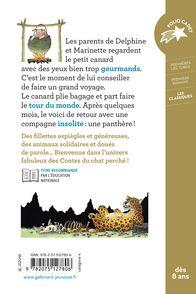 Le canard et la panthère - Marcel Aymé, Claudine et Roland Sabatier