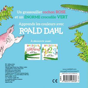 Les couleurs - Quentin Blake, Roald Dahl