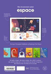 Espace - Christophe Chaffardon, Tom Goyon