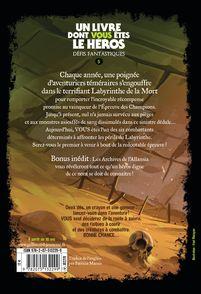Le Labyrinthe de la Mort - Vlado Krizan, Ian Livingstone