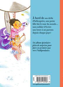 Lettres de mon hélicoptêtre - Clémentine Beauvais, Anne Rouquette