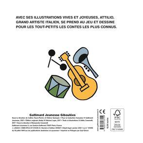 Les musiciens de Brême -  Attilio