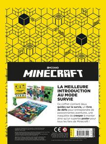 Minecraft : Le coffret expert spécial survie -