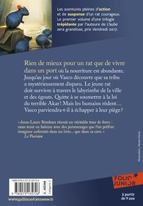 La Tribu de Vasco - Anne-Laure Bondoux