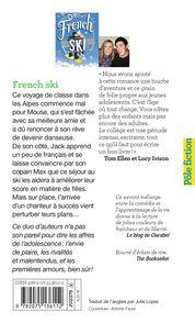 French ski - Tom Ellen, Lucy Ivison