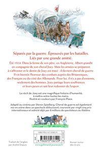 Cheval de guerre - Michael Morpurgo, François Place