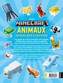 Minecraft : Animaux - Ryan Marsh