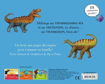 Méli-mélo des Dinos - Axel Scheffler