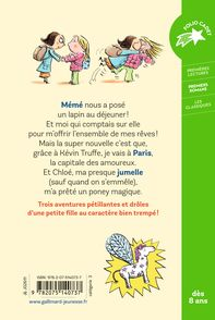 Cucu la praline à Paris - Ronan Badel, Fanny Joly