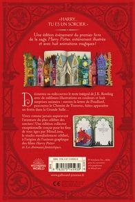 Harry Potter à l'école des sorciers -  Minalima, J.K. Rowling