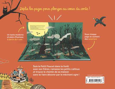 Le Petit Poucet - Philippe Lechermeier, Mylene Rigaudie