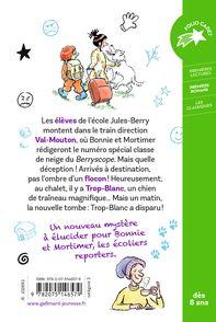 La classe de neige - Agnès Cathala