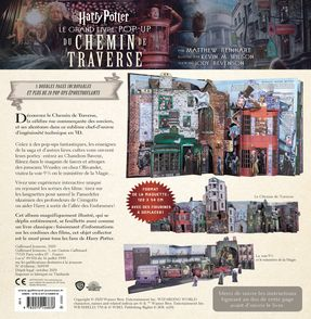Harry Potter : Le grand livre pop-up du Chemin de Traverse - Matthew Reinhart, Kevin M. Wilson