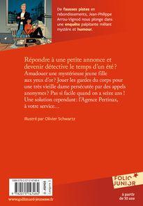 Agence Pertinax - Jean-Philippe Arrou-Vignod, Olivier Schwartz