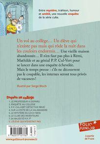 L'élève qui n'existait pas - Jean-Philippe Arrou-Vignod, Serge Bloch