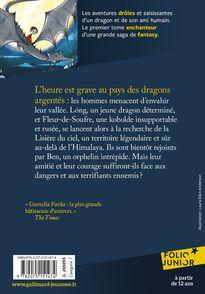 Cavalier du dragon - Cornelia Funke