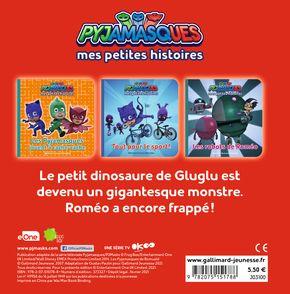 Gluglu et son petit dinosaure -  Romuald
