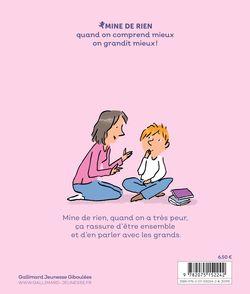 Les mots et les images qui font peur - Catherine Dolto, Colline Faure-Poirée,  Robin