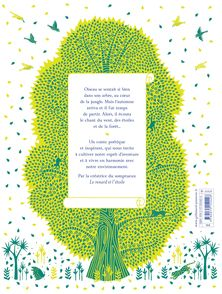 La chanson de l'arbre - Coralie Bickford-Smith