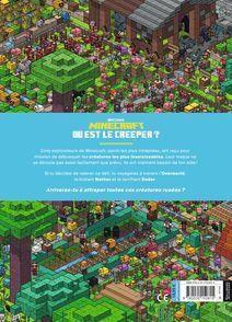 Minecraft : Où est le creeper ? - Thomas McBrien, Stephanie Milton,  Mr Misang