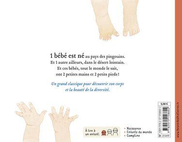 2 petites mains et 2 petits pieds - Mem Fox, Helen Oxenbury