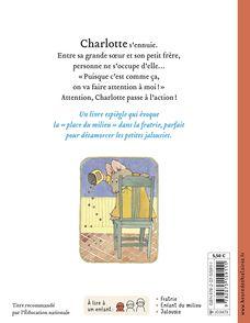 Chut, chut, Charlotte! - Rosemary Wells