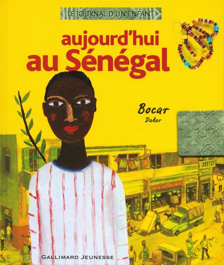 Aujourd'hui au Sénégal - Aurélia Fronty, Fabrice Hervieu, Florent Silloray