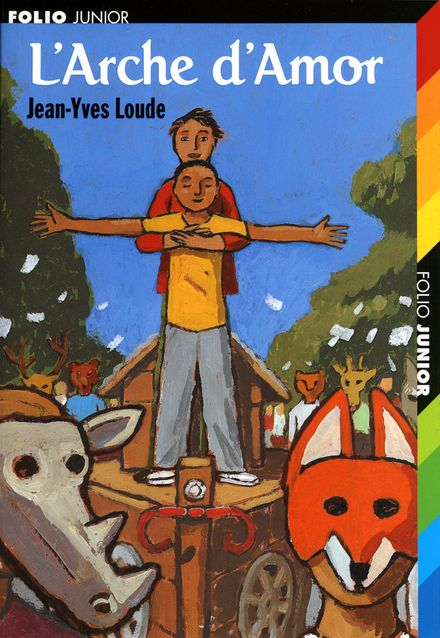 L'Arche d'Amor - Jean-Yves Loude
