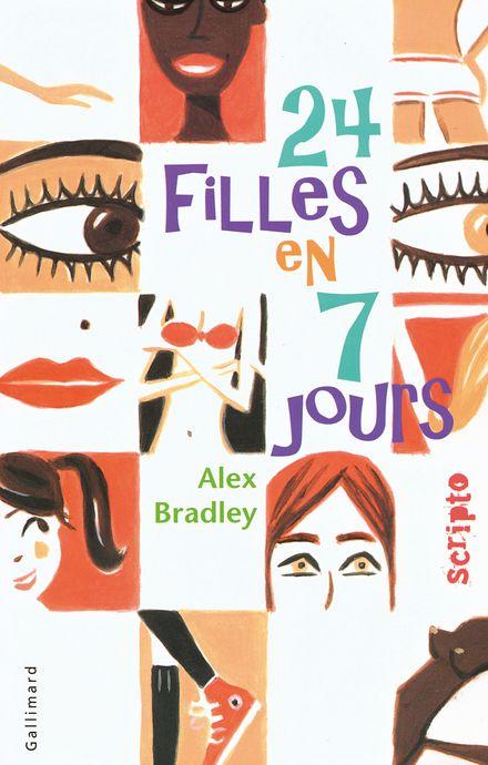 24 filles en 7 jours - Alex Bradley