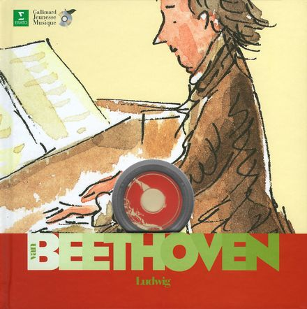 Ludwig van Beethoven - Charlotte Voake, Yann Walcker