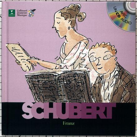 Franz Schubert - Paule Du Bouchet, Charlotte Voake
