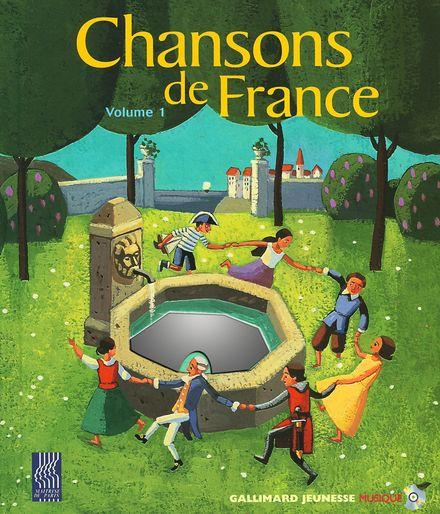 Chansons de France - Aurélia Fronty, Charlotte Labaronne, Cassandre Montoriol, Nathalie Novi, Olivier Tallec, Marcelino Truong