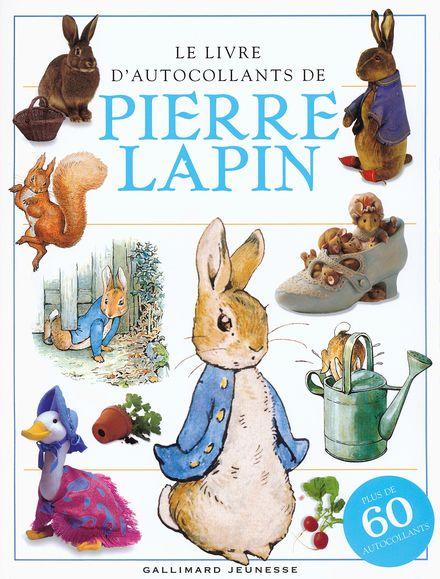 Le livre d'autocollants de Pierre Lapin - Camilla Hallinan, Beatrix Potter