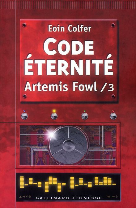 Code éternité - Eoin Colfer