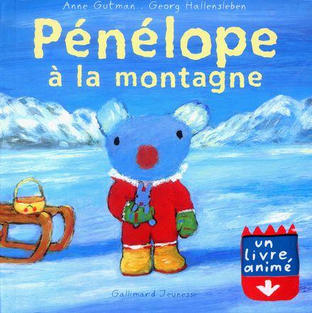 Pénélope à la montagne - Anne Gutman, Georg Hallensleben