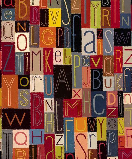 L'alphabet fabuleux - Martin Jarrie