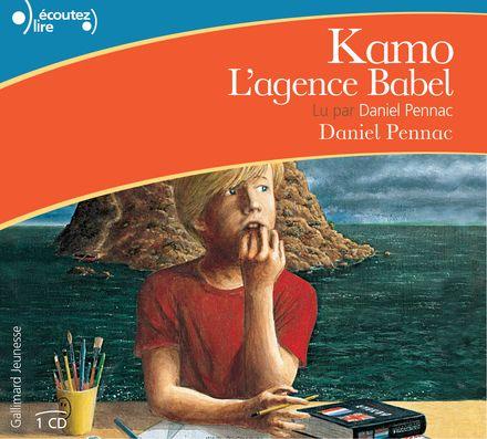 Kamo. L'agence Babel - Daniel Pennac