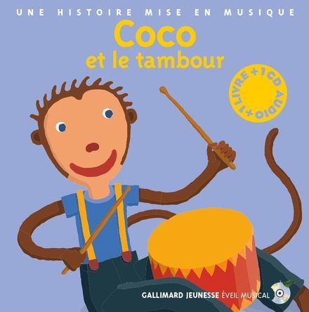 Coco et le tambour - Paule Du Bouchet, Xavier Frehring