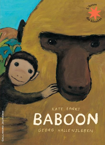 Baboon - Kate Banks, Georg Hallensleben