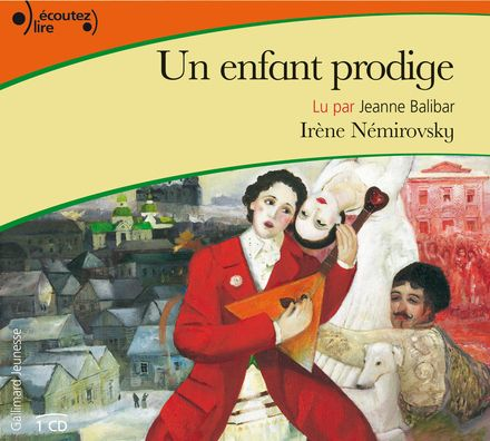 Un enfant prodige - Irène Némirovsky