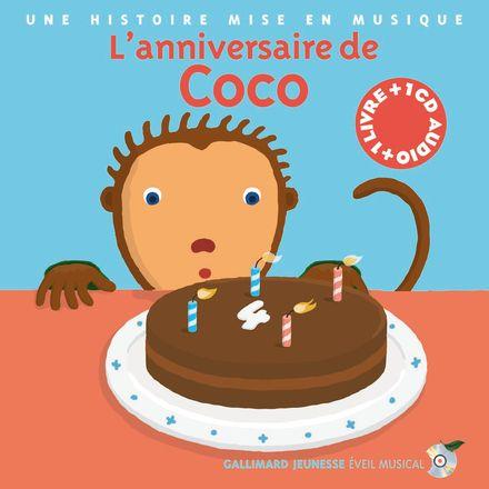 L'anniversaire de Coco - Paule Du Bouchet, Xavier Frehring